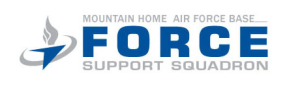 Mountain Home AFB logo