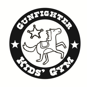Gunfighter Kids Gym Logo
