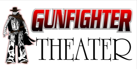 Gunfighter Theater Logo