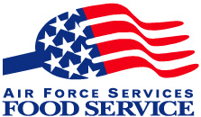 Air Force Services Food Service logo
