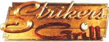 Strikers Grill Logo