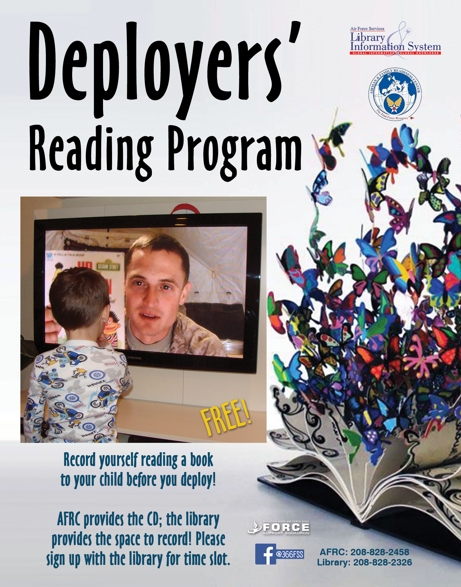 Deployers' Reading Program